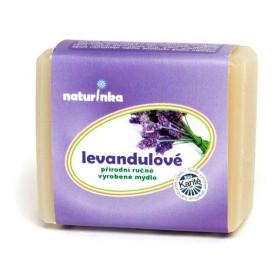 Levandulové mýdlo Naturinka
