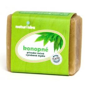 Konopné mýdlo Naturinka