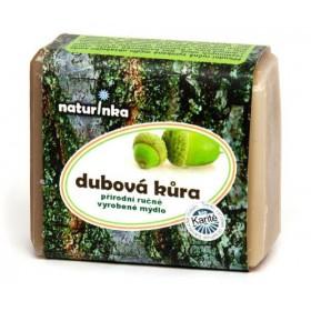 Dubová kůra - mýdlo