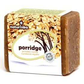 Poridge - ovesné mýdlo