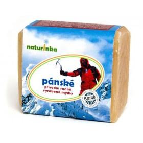 Pánské mýdlo 45 g malé Naturinka