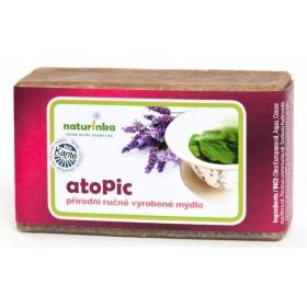 Atopic mýdlo Naturinka