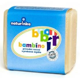 Bambino mýdlo 45 g malé Naturinka