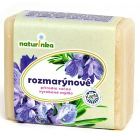 Rozmarýnové mýdlo Naturinka