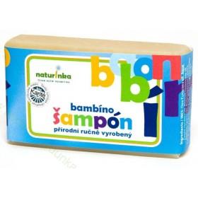 Bambino šampon pro děti 110 g Naturinka