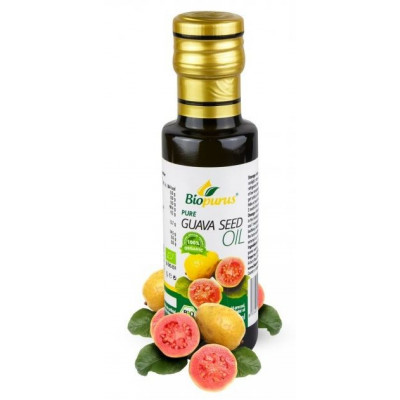 Guava olej BIO 100 ml Biopurus