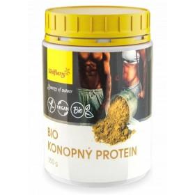 Konopný protein BIO 350g Wolfberry