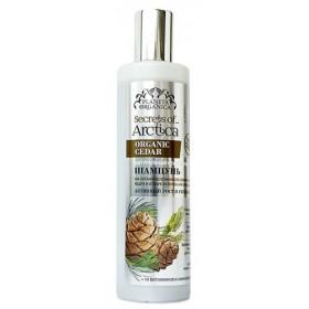 Šampon s cedrovým olejem proti padání vlasů 280 ml Arctica Planeta Organica