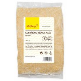 Kukuřično rýžová instantní kaše 200 g