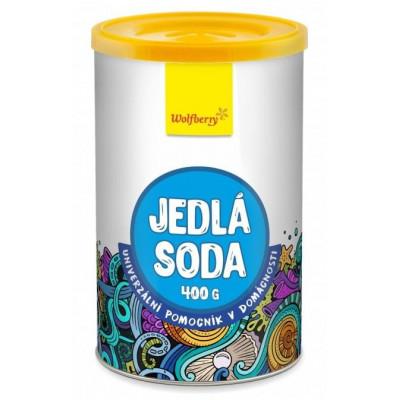 Jedlá soda 400 g Wolfberry