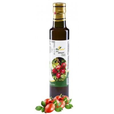 Šípkový olej 100% BIO - 250 ml Biopurus