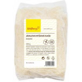 Jáhlovo rýžová instantní kaše 200 g