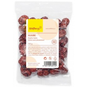 JUJUBE Cicimek datlový 100 g Wolfberry