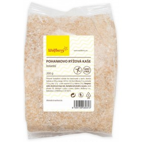 Pohankovo rýžová instantní kaše 200 g