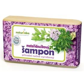 Mateřídouškový šampón 45 g malý Naturinka