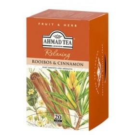 Rooibos se skořicí 20x2,5 g Ahmad Tea