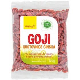 GOJI - Kustovnice čínská BIO 100 g Wolfberry