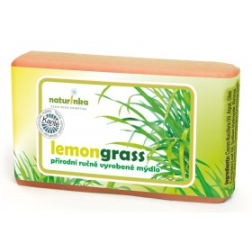 Lemongrass mýdlo 45 g malé Naturinka