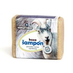 Kozí šampon 45 g malý Naturinka