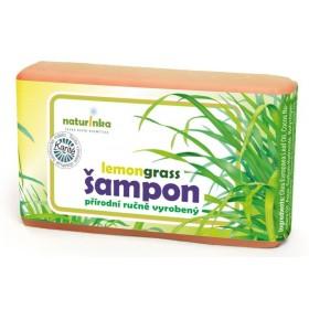 Lemongrass šampon 45 g malý Naturinka