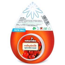 Rakytníková mast 50 ml Naturinka