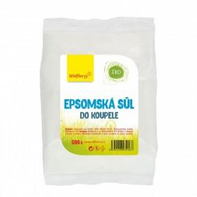 Epsomská sůl 500 g Wolfberry