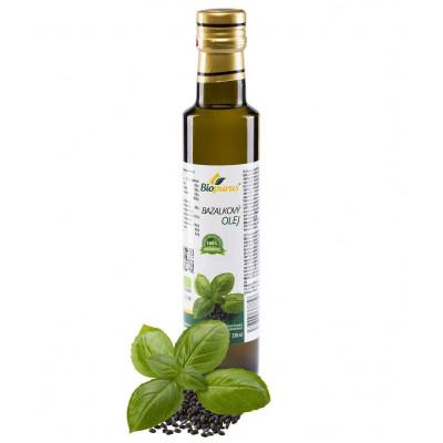 Bazalkový olej 100ml