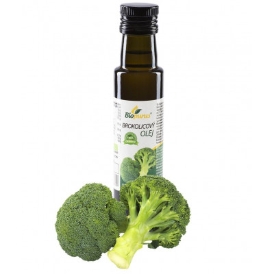 Brokolicový olej 100% BIO 100 ml Biopurus