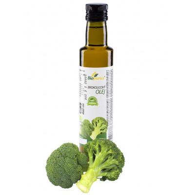 Brokolicový olej 100% BIO 250 ml Biopurus