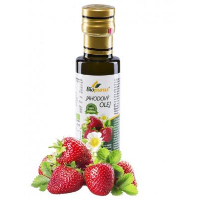 Jahodový olej 100 ml Biopurus