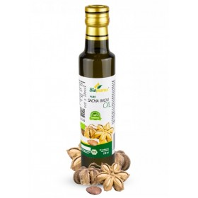 Sacha inchi olej BIO 100 ml Biopurus