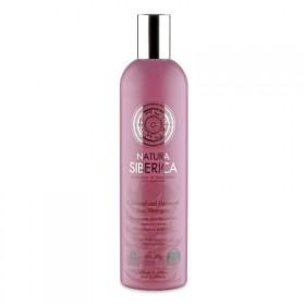 Šampon na barvené a poškozené vlasy 400 ml Natura Siberica
