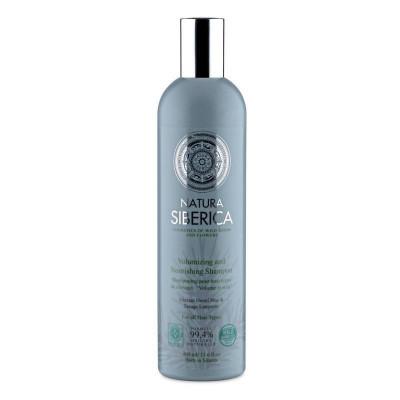 """Šampon """"Objem a výživa"""" 400 ml Natura Siberica"""