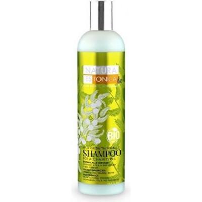 "Šampón ""Podpora růstu vlasů"" 400 ml Natura Estonica"