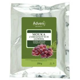 Mouka z hroznových semínek 250 g Adveni
