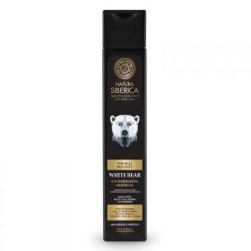 """MEN Super osvěžující sprchový gel """"Bílý medvěd"""" 250 ml Natura Siberica"""