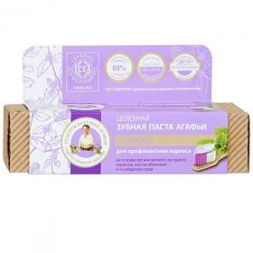 Bio zubní pasta Sibiřská od Agáthy pro zdravé zuby (olej bílé jedle a 17 sibiř. bylin) 75ml