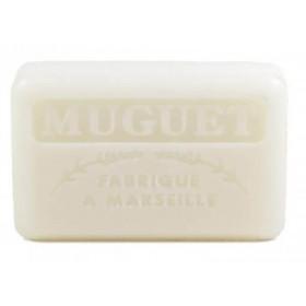 Mýdlo s bio arganovým olejem - Muguet (konvalinka) 100 g