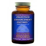 Enzymy na podporu trávení 120 kapslí HealthForce
