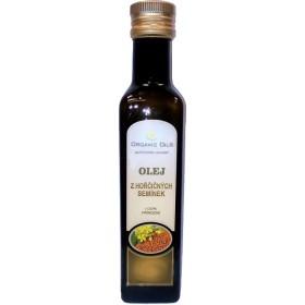 Hořčičný olej 250 ml Organic Oils