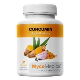 Curcumin 120 kapslí MycoMedica