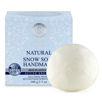 Mýdlo s dutohlávkou sněžnou 100 g Natura Siberica