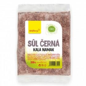 Himálajská sůl černá Kala Namak Wolfberry