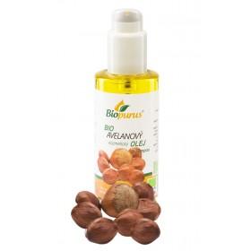 Avelánový olej s dávkovačem BIO 100 ml - Biopurus