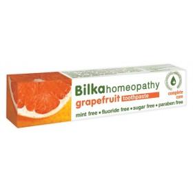 Přírodní zubní pasta Grapefruit 75 ml Bilka Homeopathy