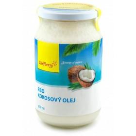 Kokosový olej RBD 900 ml Wolfberry