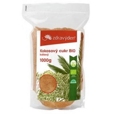 Kokosový cukr BIO 1000 g Zdravý den