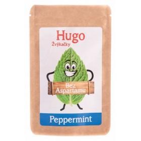 Žvýkačky Spearmint s xylitolem 45 x Hugo