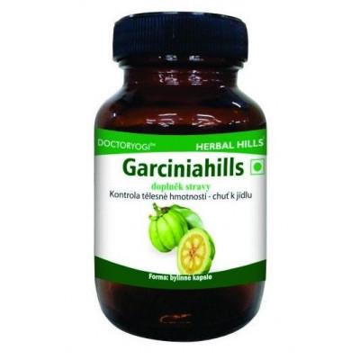 Garciniahills 60 kapslí Herbal Hills