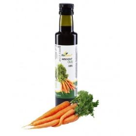 Mrkvový olej BIO 25% macerát 250 ml Biopurus